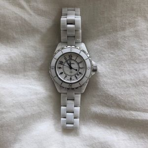 Authentic Chanel J12 watch 33mm